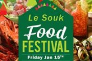 """Le Souk """"Food Festival"""""""