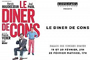 Le Diner de Cons - Spectacle au Liban!