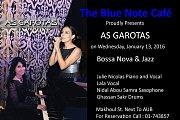 As Garotas ( Bossa Nova & Jazz) Julie Nicolas Pianist/ Singer & Lala Singer