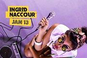 Ingrid Naccour goes Acoustic at Junkyard