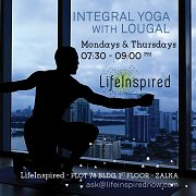 Integral Yoga with Lougal Jazzar