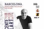 Vicente Guallart at BDD: Prototyping the City of the future