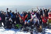 Snowshoeing in Laqlouq with Footprints Nature Club