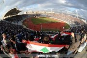 دعم المنتخب اللبناني -  Football Match: Lebanon against: Qatar / Uzbekistan / Iran