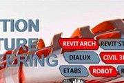 Revit/3dsMax/Vray/Rhino/Inventor/Civil3d/LEED/Maya/Primavera/Robot/Etabs - BIM-ME Forthcoming January 2016 Training Courses for Architects