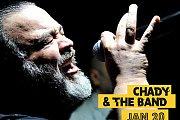 Chady and the Band at Junkyard