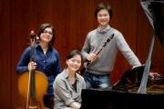The Subito Trio Sooksan Ratanapol (Clarinet) Jana Semaan (Cello) See Eon Kim (Piano)