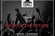 Blow presents: Back to the Future