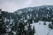 QAMMOUA under the SNOW - Snowshoeing - LIBAN TREK