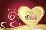 Valentine's Eve at Al Hindi Restaurant