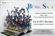 AUB Press Book Sale