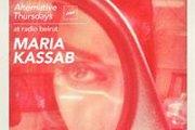 Alternative Thursdays with MARIA KASSAB aka Annie Jump