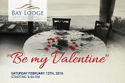 Valentine's Eve 2016 at Bay Lodge with MARILYN & ZEE
