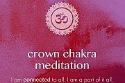 Crown Chakra Meditation Class with Bella Reda