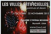 LES VILLES ARTIFICIELLES | Exhibition by Alexandre ZERBÉ