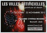 LES VILLES ARTIFICIELLES   Exhibition by Alexandre ZERBÉ