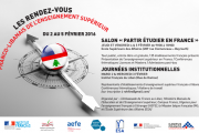 Salon Partir étudier en France - ESA - Study in France Fair