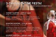 Valentine Fiesta at Le Royal Hotel & Resort