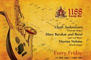 Live Music at 1188 - Every Friday