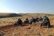 ATV trip from Mzaar Kfardebian to Zahle