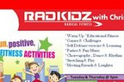Radkidz with Christina !