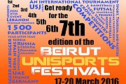 Beirut Unisports Festival - 7th Edition