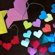 Valentines Origami Workshop