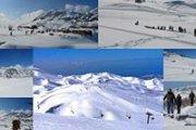 Snowshoeing To Zaarour with Wild Adventures