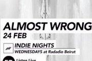 Almost Wrong Live at Radio Beirut