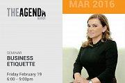 Business Etiquette with Balsam Al Khalil