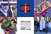Souk El Akel goes to School - USJ Huvelin