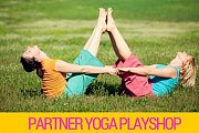 Partner Yoga Playshop for Friends and Couples