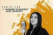 Nadine Shehadeh Jazz Quartet @ Junkyard