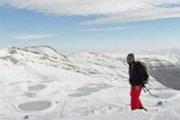 "Snowshoeing Kfar Selouane: ""The symbol of calmness"""