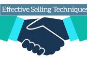 Effective Sales Techniques Training