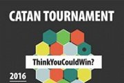 Catan Tournament 2016