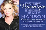Jeane Manson en Concert au Casino du Liban