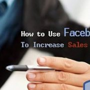 How to use Facebook to Increase Sales - Workshop 2016