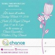 Mother's Day Brunch - Fundraising for CHANCE Association