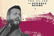 Georges Nehme at Junkyard