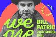We are Bill Patrick at B018