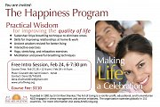 The Happiness Program With the Art Of Living