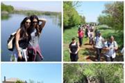 Hiking Ammiq Reserve with  ProMax