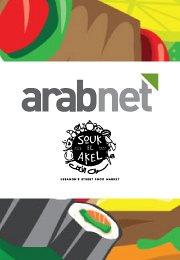 Souk El Akel – ArabNet Edition