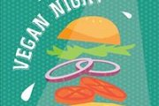 Vegan Beers & Burgers Night