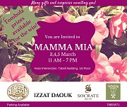 Mother's Day & Teacher's Day Mamma Mia Expo