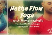 Hatha Flow YOGA with Samir Kheiralla