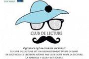 Lancement du club de Lecture de la MJC