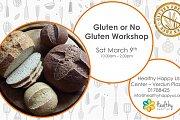Gluten or No Gluten Workshop with Healthy Happy Us