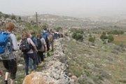 Hiking from Rashaya, Kawkaba to Majdel Balhis with Footprints